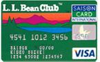 L.L.Bean Clubカードセゾン